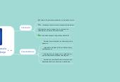Mind map: comunidades virtuales de enseñanza y aprendizaje