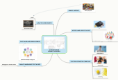 Mind map: KINDERGARDEN ROUND THE WORLD