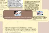 Mind map: Necesidades de los usuarios y la información financiera