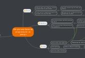Mind map: Mis primeras bases deprogramación enparejas