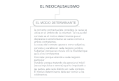 Mind map: EL NEOCAUSALISMO