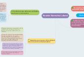 Mind map: Reunión Normativa Laboral