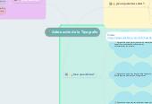 Mind map: Adecuación de la Tipografía