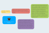 Mind map: Fase Intermedia. Audiencia Preliminar