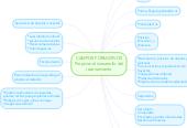 Mind map: CAMPOS FORMATIVOS Propiciar el desarrollo del razonamiento