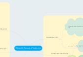 Mind map: Objectifs Travaux d'Ingénierie