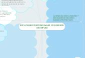 Mind map: RECLUTANDO PROFESIONALES CON DESEOS DE EMPLEO