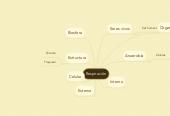 Mind map: Respiración