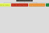 Mind map: 4 Step to Motivational Design