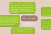 Mind map: Cuadro sinóptico entre cadaescuela y un caso aplicadoen el entorno social