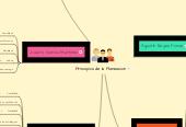 Mind map: Principios de la Planeacion