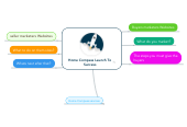 Mind map: Home Compass Launch To Success