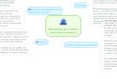 Mind map: Metodología para realizar auditorías de sistemas
