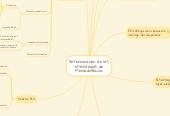 Mind map: Determinación de las estrategias de Mercadotecnia
