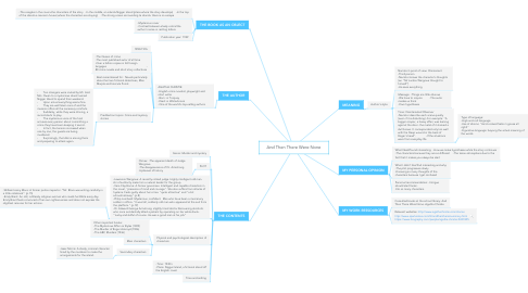 Mind Map: And Then There Were None