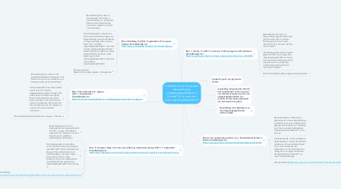 Mind Map: In hoeverre is er vraag naar uitbreiding van uitgaansgelegenheden in Utrecht? Zo ja, wat voor soort uitgaansgelegenheid?