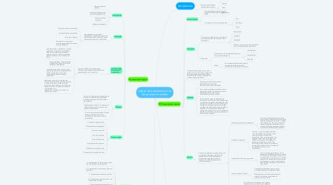 Mind Map: Lógica de programación en los procesos mentales