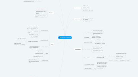 Mind Map: RADICALISATION
