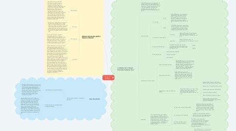 Mind Map: LA DEUDA COMO ESTRATEGIA FINANCIERA