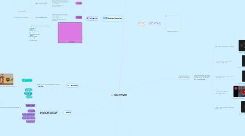 Mind Map: VIDA FITNESS