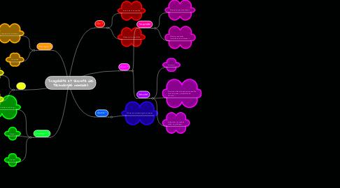 Mind Map: Traçabilité et sécurité des technologies nomades