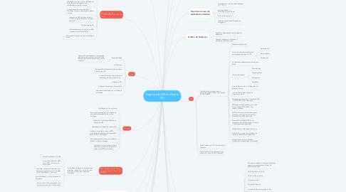 Mind Map: Suporte de HSE ao Projeto SSV