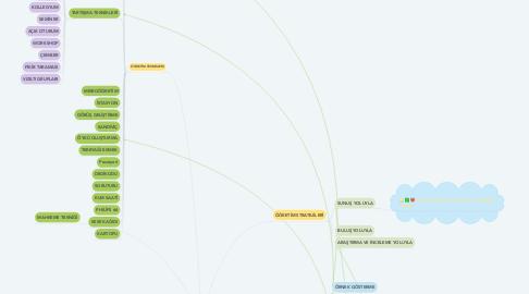 Mind Map: ÖĞRETİM İLKE VE YÖNTEMİ