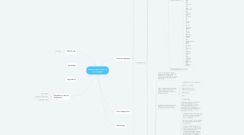 Mind Map: Анализ тренингов по Финансам