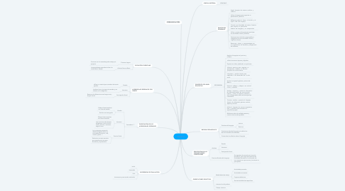 Mind Map: Español