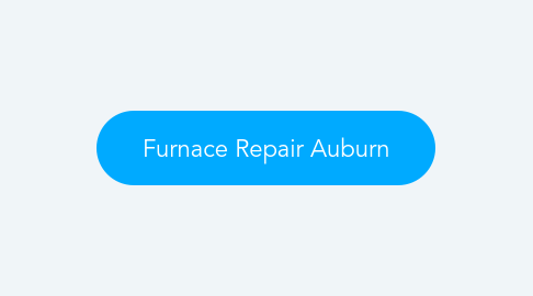 Mind Map: Furnace Repair Auburn