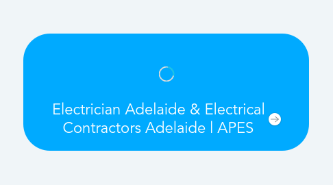 Mind Map: Electrician Adelaide & Electrical Contractors Adelaide | APES