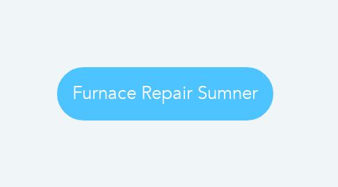 Mind Map: Furnace Repair Sumner