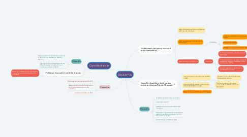 Mind Map: Double flux