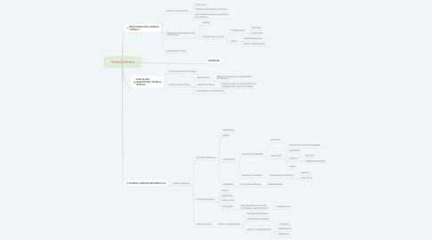 Mind Map: TEORIJE UČENJA
