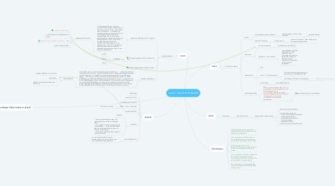 Mind Map: casus : kunst-en erfgoed