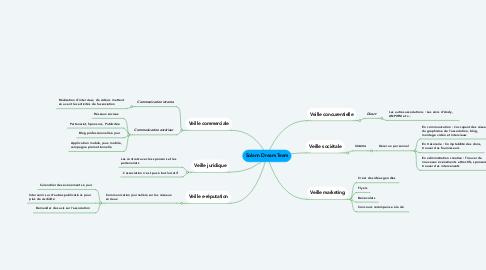 Mind Map: Solann Dream Team