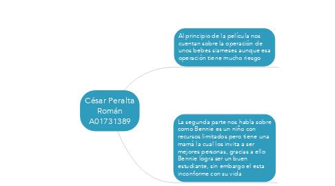 Mind Map: César Peralta Román A01731389