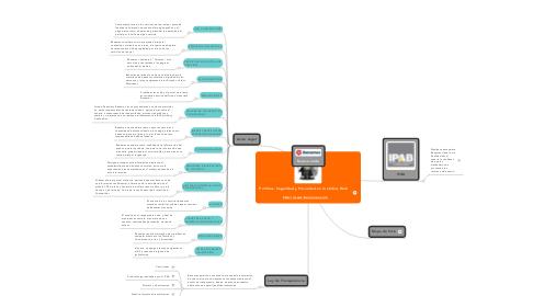 Mind Map: Políticas, Seguridad y Privacidad en los Sitios Web     http://www.banamex.com
