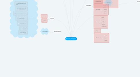 Mind Map: Revisões planejadas