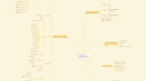 Mind Map: Terugblik 2017        Vooruitblik 2018 - Robbe Philips 5STW1