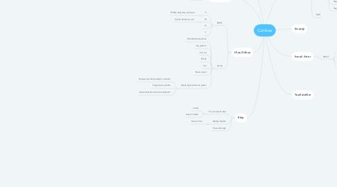 Mind Map: Cümbez