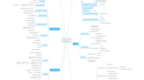 Mind Map: Организация мероприятия