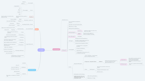 Mind Map: 3. Kafli