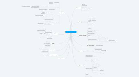 Mind Map: IAM - Authentication vision