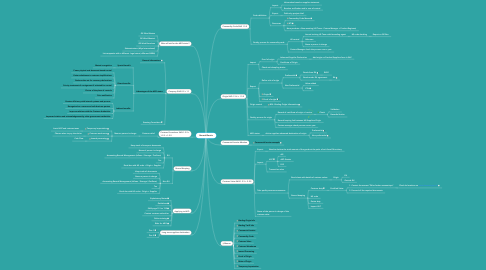 Mind Map: General Electric