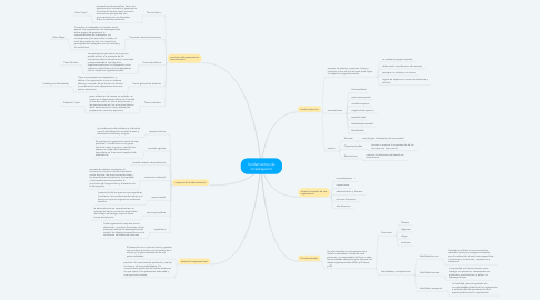 Mind Map: fundamentos de investigacion