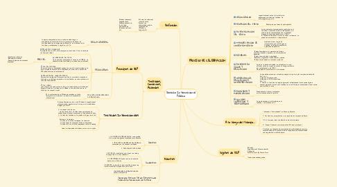 Mind Map: Derecho Internacional Público
