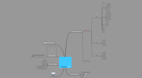 Mind Map: Volkswagen AG