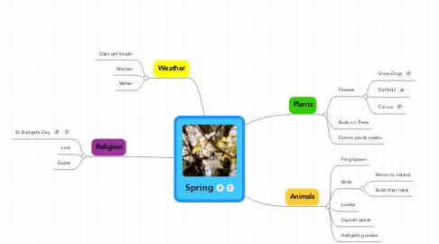 Mind Map: Spring