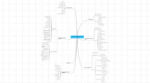 Mind Map: Årsplan 2011 for biologi/geografi - 9. klasse